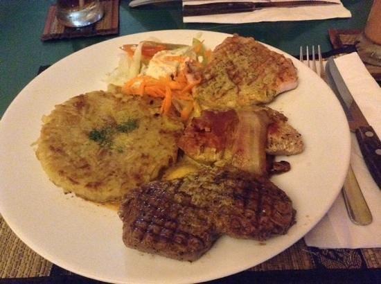 Ya Udah Bistro : the meat eater's