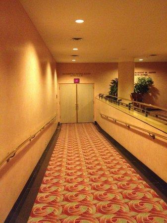 Kravis Center for the Performing Arts : Corridor