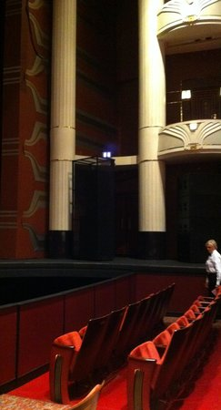 Kravis Center for the Performing Arts : Theatre from the orchestra