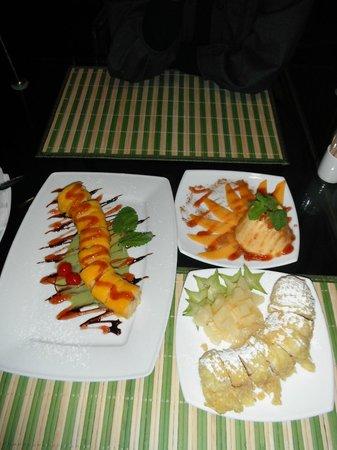 Yapi - Sushi: Succulents desserts