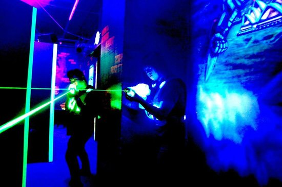 Laser Battle The Most Advance Laser Tag Arena In Malaysia