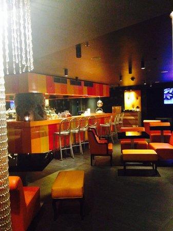Domina Prestige St.Petersburg: Уютный бар отеля Домина Престиж