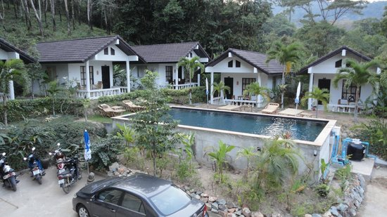 Privacy Resort Koh Chang Thailand: Bugalow Anlage