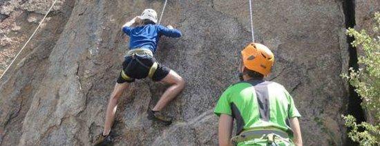 Chamox : Rock climbing