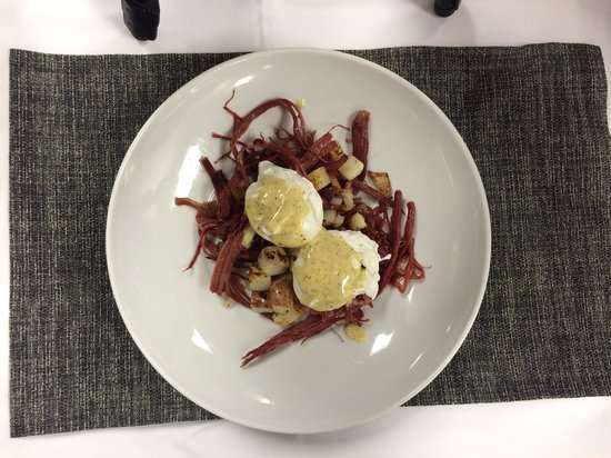 C2 - Congress Squared: Corned beef hash