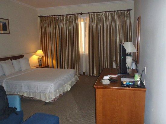 Bong Sen Hotel Saigon: Bedroom