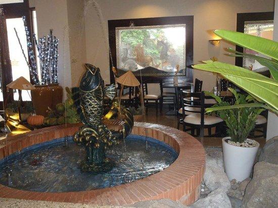 Bong Sen Hotel Saigon : Lobby
