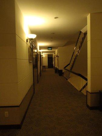 Bong Sen Hotel Saigon : Corridor along room