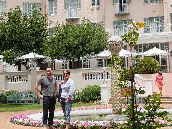 Jardin d'Ebene Boutique Guesthouse: CapeTown