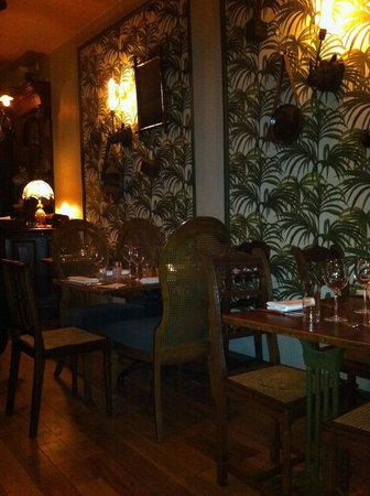 Photo of English Restaurant Hoxley & porter at 153 Upper Street, London N1 1RA, United Kingdom