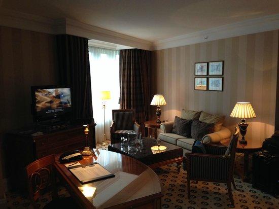 The Ritz-Carlton, Berlin: Junior suite