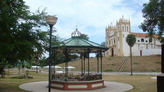 Basilica and Convent of Nossa Senhora do Carmo: Vista do monumento + igreja