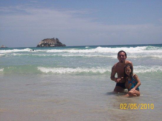 La Playa El Agua: Otra vista de Playa El Agua