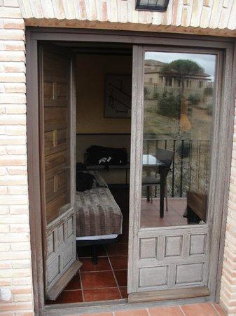 AC Hotel Ciudad de Toledo: vista varanda