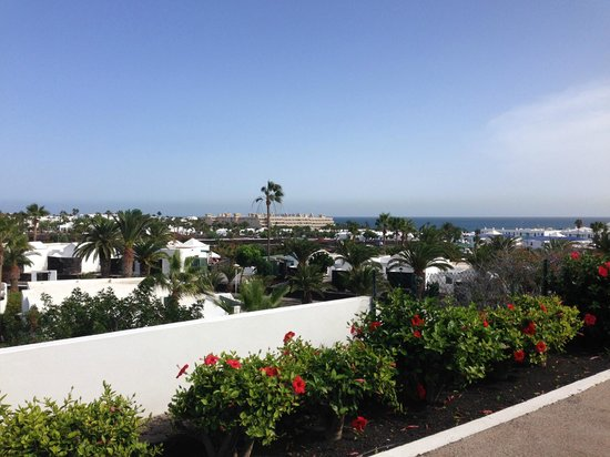 Costa Sal Villas and Suites : View from our villa