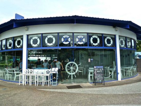 East Coast Park Restaurants Big Splash
