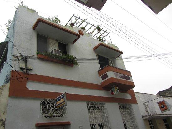 Hostal Amalia: Building