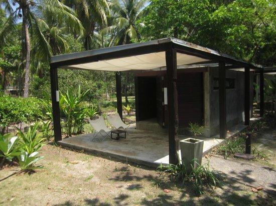 Costa Lanta: bungalow