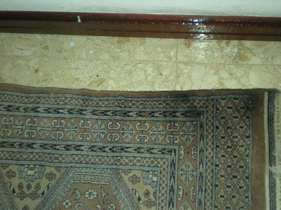 Sama B&B: tappeto impregnato d'acqua del condizionatore