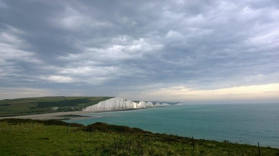 Hill House in Seaford: Seven Sisters, Seaford E. Sussex England