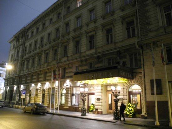 Budapest Hotel : l'hôtel