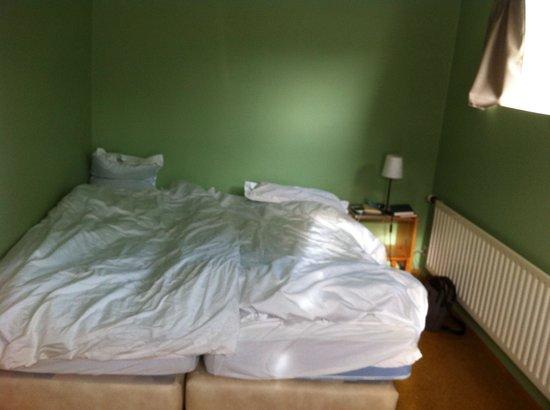 Lamb Inn Ongulsstadir : Chambre cellulaire
