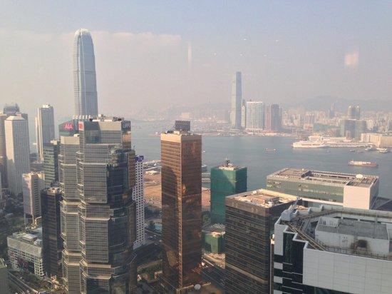Conrad Hong Kong : Lounge view