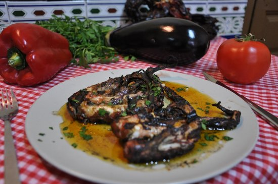 Photo of Mediterranean Restaurant Asador Inaki at Heroe De Sostoa, 46, Malaga 29002, Spain
