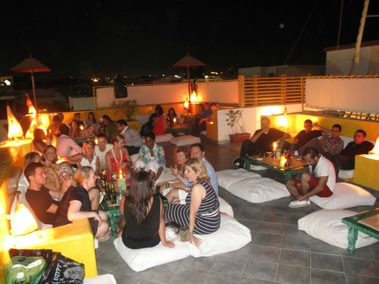 Camel Bar & Roof: Chill out on the Roof Bar