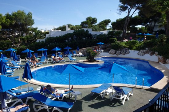 Inturotel Cala Esmeralda - Adults Only: Espace piscine