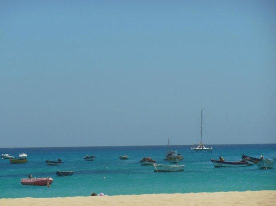 Crioula Club Hotel & Resort: plage