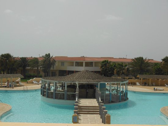 Crioula Club Hotel & Resort: piscine