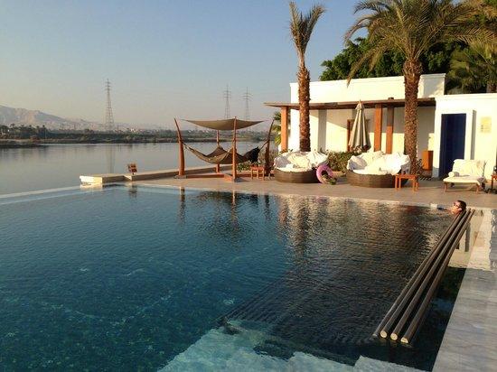 Hilton Luxor Resort & Spa: Spa Pool
