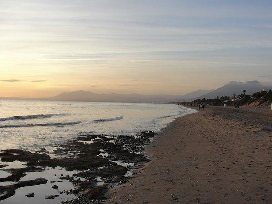 Marriott's Marbella Beach Resort : praia