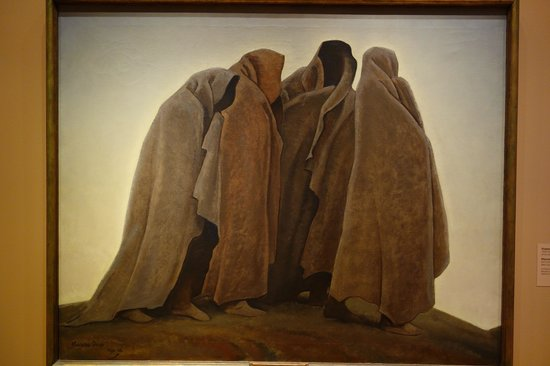 Smithsonian American Art Museum: M. Dixon: Shapes of Fear
