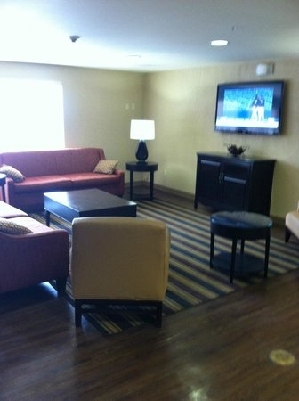 Extended Stay America - Secaucus - New York City Area : Lobby  area