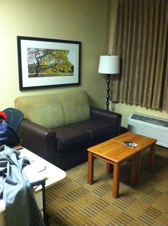 Extended Stay America - Secaucus - New York City Area: Living Area