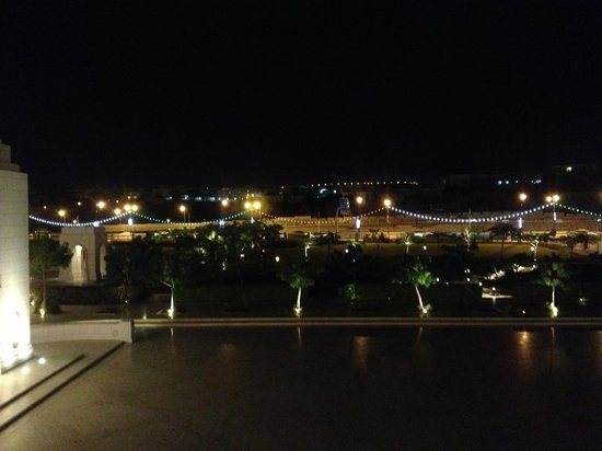 Terrace View fromThe Indus
