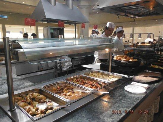 Leonardo Club Hotel Eilat : Grill