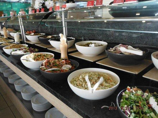 Leonardo Club Hotel Eilat : Buffet