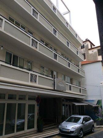 Hotel Orquidea: Hotel Front