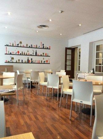 Hotel Orquidea: Cafe