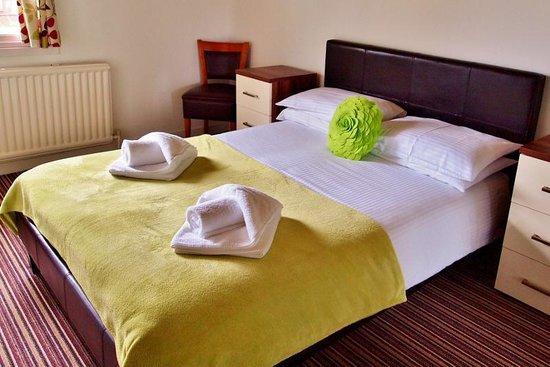 Baltasound Hotel: Inner Double room