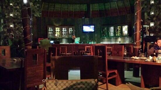 98 Acres Resort and Spa: the bar