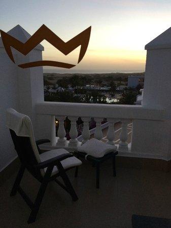 Hotel Riu Palace Maspalomas: terrazzina camera 4045