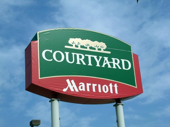 ‪‪Courtyard Dallas Medical/Market Center‬: Courtyard Marriott‬