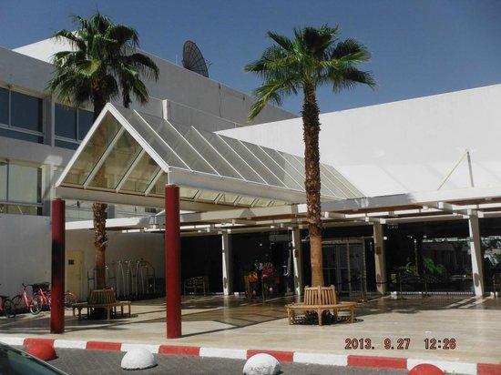 Leonardo Club Hotel Eilat : Main entrance