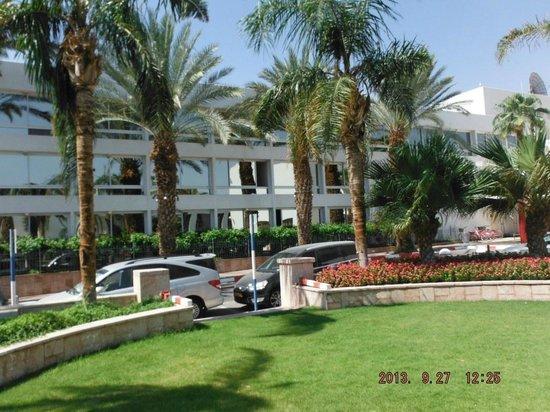 Leonardo Club Hotel Eilat : Hotel Exterior