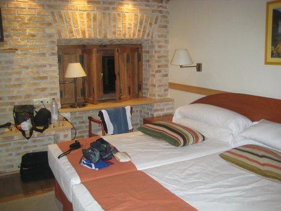 Hotel Francisco I: Номер