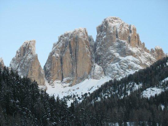 Hotel Alpi: Вид с балкона